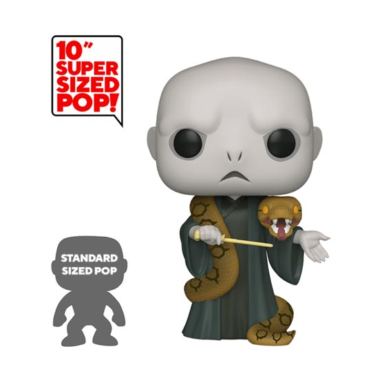 #109 - Lord Voldemort with Nagini (giant) | Popito.fr