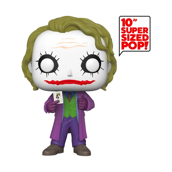 #334 - The Dark Knight Trilogy - The Joker (giant) | Popito.fr