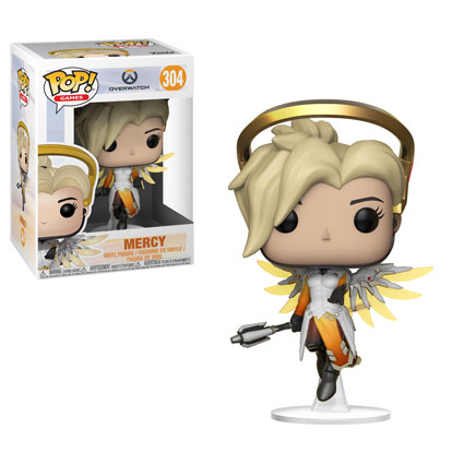 #304 - Overwatch - Mercy | Popito.fr
