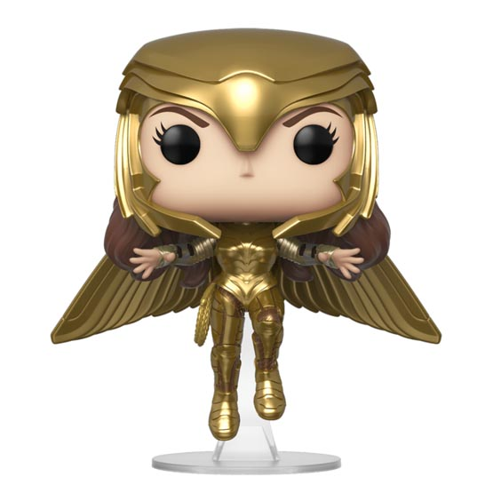 #XXX - Wonder Woman 1984 - Wonder Woman (gold flying pose) | Popito.fr
