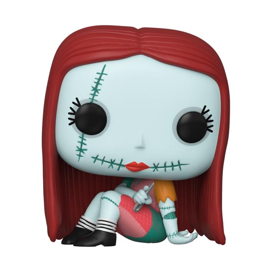 #806 - The Nightmare Before Christmas - Sally sewing | Popito.fr