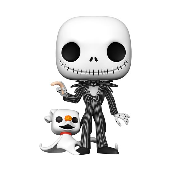 #809 - The Nightmare Before Christmas - Jack Skellington with Zero (giant) | Popito.fr