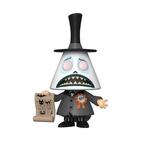 #XXX - The Nightmare Before Christmas - Mayor with megaphone (Chase 1/6) | Popito.fr