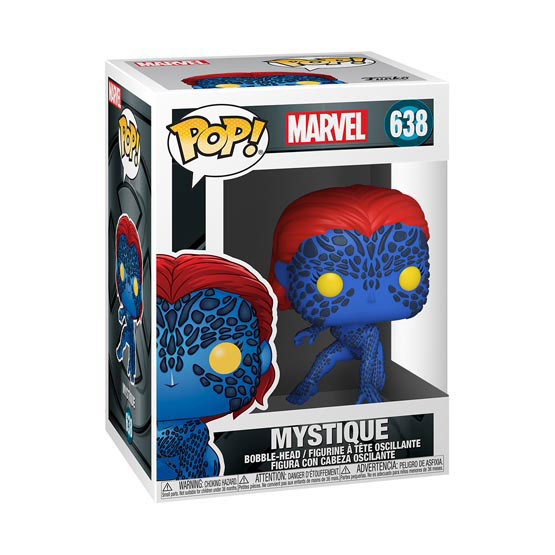 #638 - X-Men - Mystique | Popito.fr