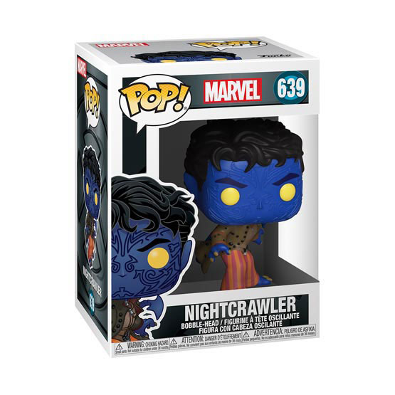 #639 - X-Men - Nightcrawler | Popito.fr