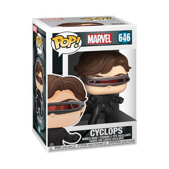 #646 - X-Men - Cyclops | Popito.fr
