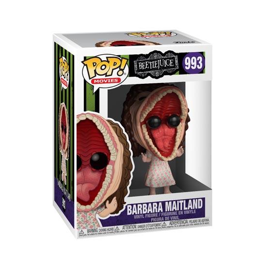 #993 - Beetlejuice - Barbara Maitland (transformed) | Popito.fr