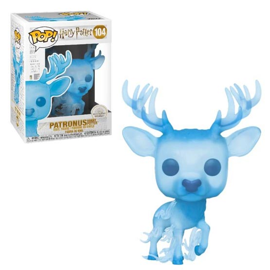 #104 - Patronus (Harry Potter) | Popito.fr