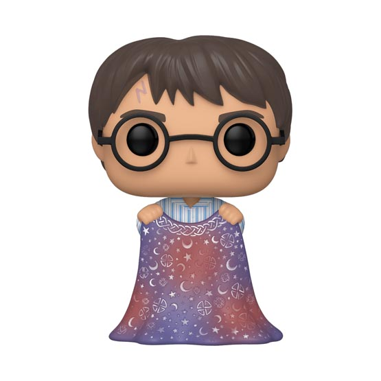 #112 - Harry Potter (invisibility cloak) | Popito.fr