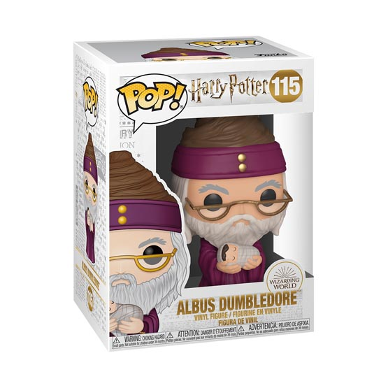#115 - Dumbledore (baby Harry) | Popito.fr