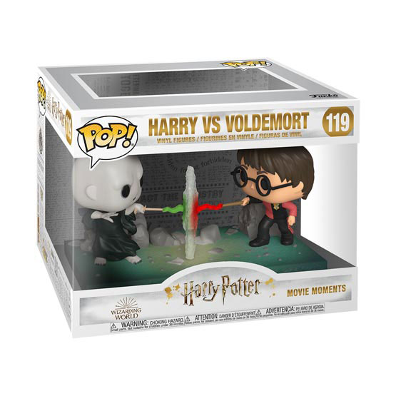 #119 - Harry vs Voldemort | Popito.fr