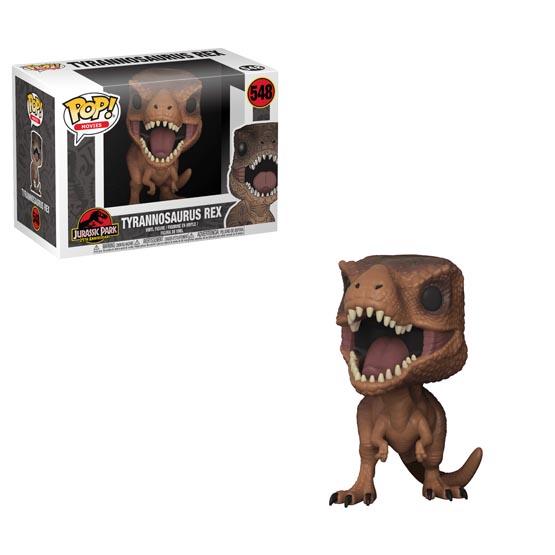 #548 - Jurassic Park - Tyrannosaurus Rex | Popito.fr