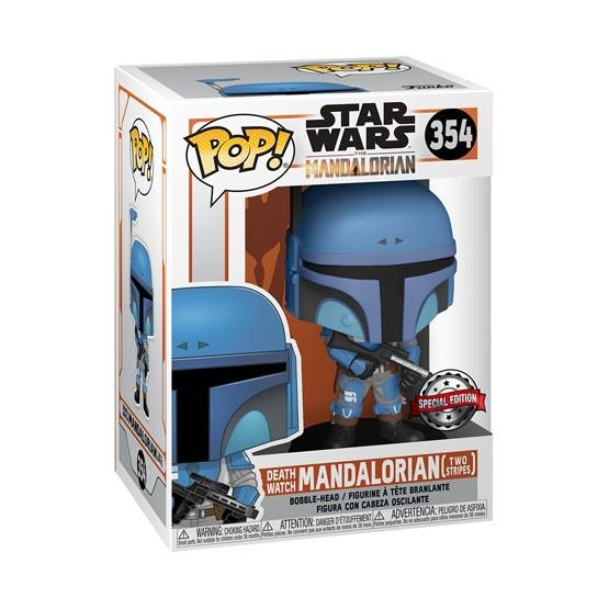 #354 - The Mandalorian - Death Watch Mandalorian (two stripes) | Popito.fr