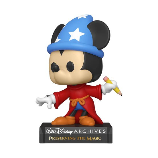 #799 - Disney Archives - Sorcerer Mickey | Popito.fr