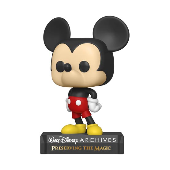#801 - Disney Archives - Mickey Mouse | Popito.fr