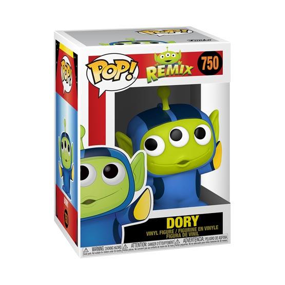 #750 - Toy Story Remix - Alien as Dory | Popito.fr