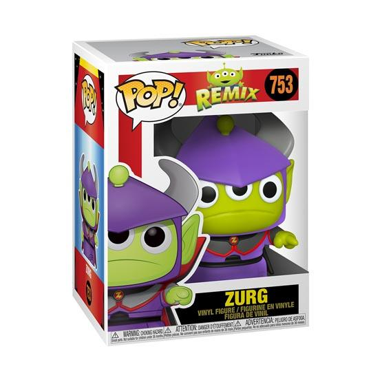 #753 - Toy Story Remix - Alien as Zurg | Popito.fr