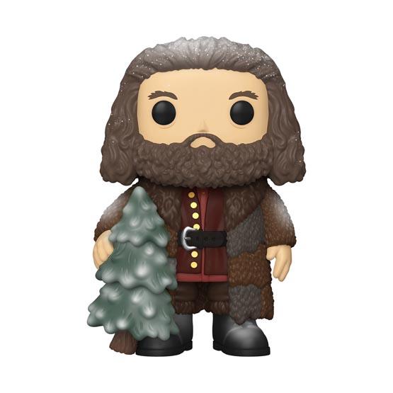 #126 - Rubeus Hagrid (holiday) | Popito.fr
