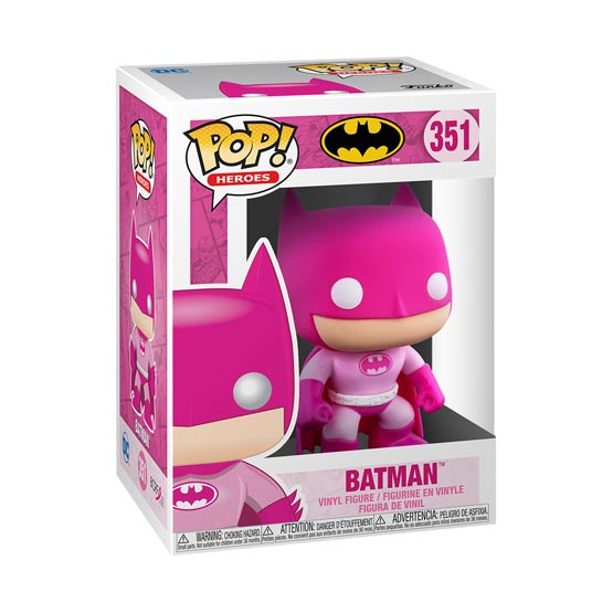 #351 - Batman (Breast Cancer Awareness Month) | Popito.fr