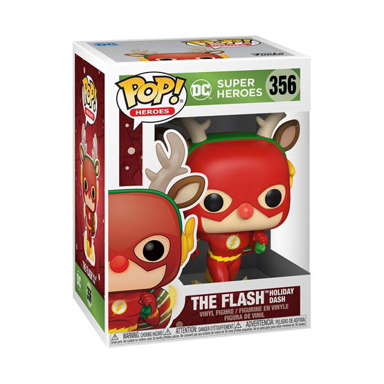 #356 - The Flash (holiday dash) | Popito.fr