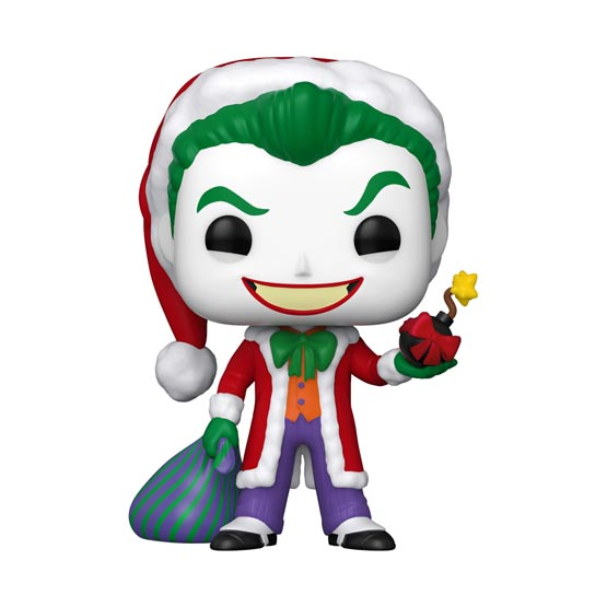 #358 - The Joker as Santa | Popito.fr