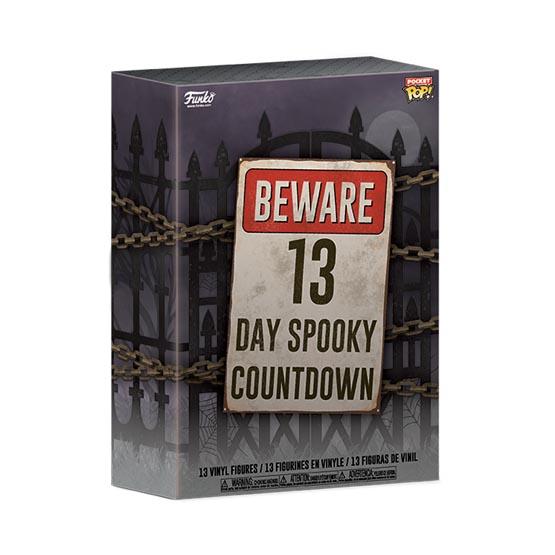 Pocket Pop! - 13 Day Spooky Countdown (Calendrier de l'Avent d'Halloween) (13 pièces) (2020) | Popito.fr