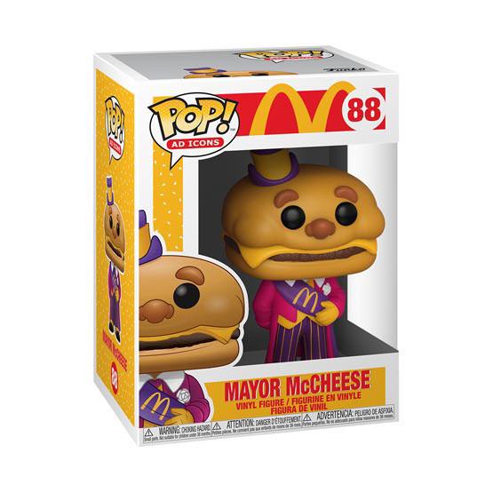 #088 - McDonalds - Mayor McCheese | Popito.fr