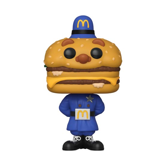 #089 - McDonalds - Officer Mac | Popito.fr