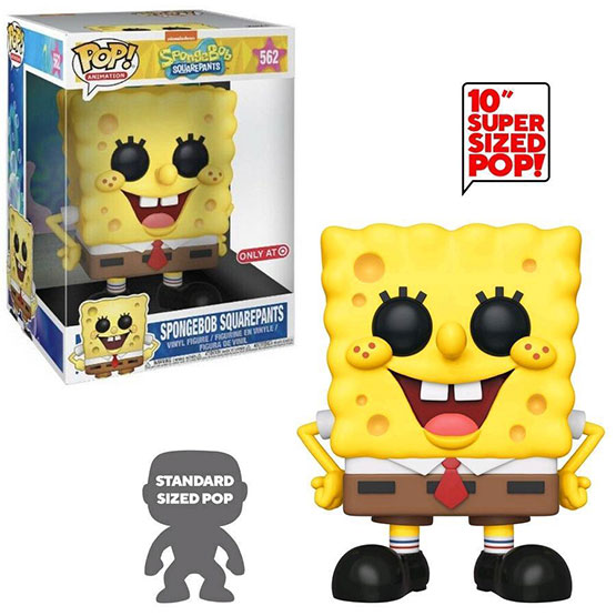 #562 - SpongeBob SquarePants - SpongeBob SquarePants (giant) | Popito.fr