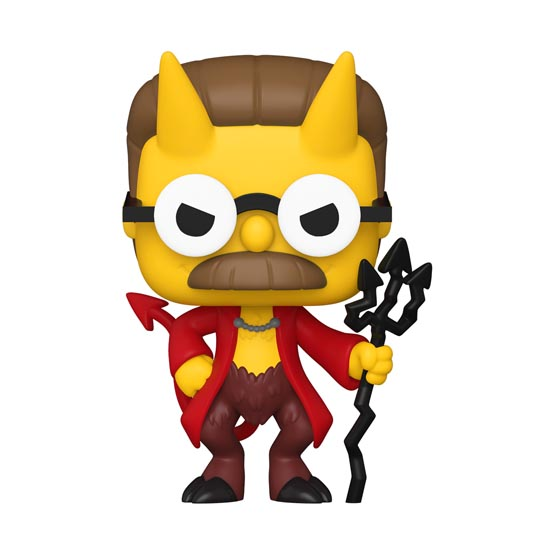 #XXX - The Simpsons - Devil Flanders | Popito.fr