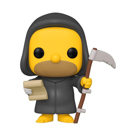 #XXX - The Simpsons - Grim Reaper Homer | Popito.fr