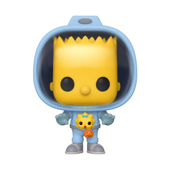 #XXX - The Simpsons - Spaceman Bart | Popito.fr