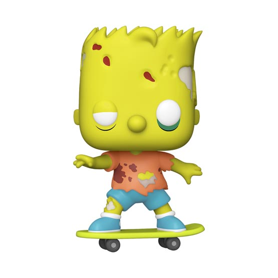 #XXX - The Simpsons - Zombie Bart | Popito.fr