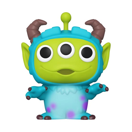 #759 - Toy Story Remix - Alien as Sulley | Popito.fr