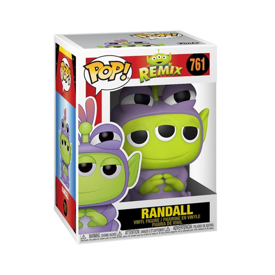 #761 - Toy Story Remix - Alien as Randall | Popito.fr