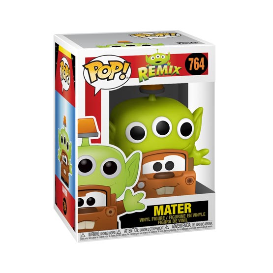 #764 - Toy Story Remix - Alien as Mater | Popito.fr