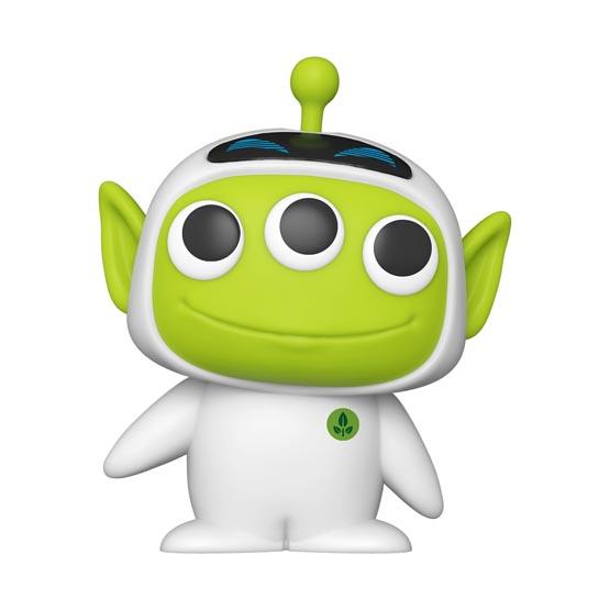 #765 - Toy Story Remix - Alien as Eve | Popito.fr