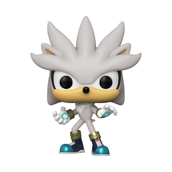 #XXX - Sonic the Hedgehog - Silver | Popito.fr
