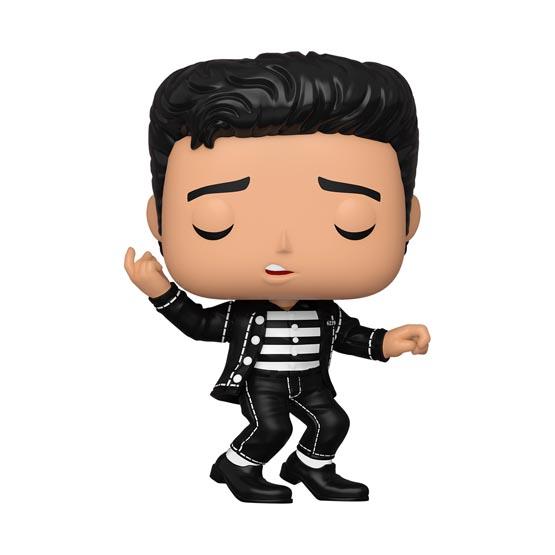 #186 - Elvis Presley - Elvis Jailhouse Rock | Popito.fr