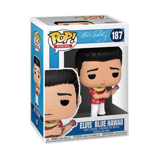 #187 - Elvis Presley - Elvis Blue Hawaii | Popito.fr