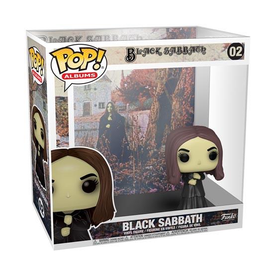#002 - Black Sabbath - Black Sabbath   Popito.fr