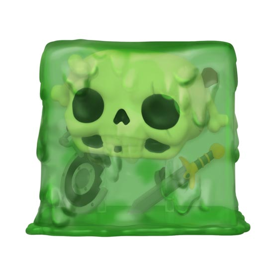 #576 - Dungeons and Dragons - Gelatinous Cube | Popito.fr