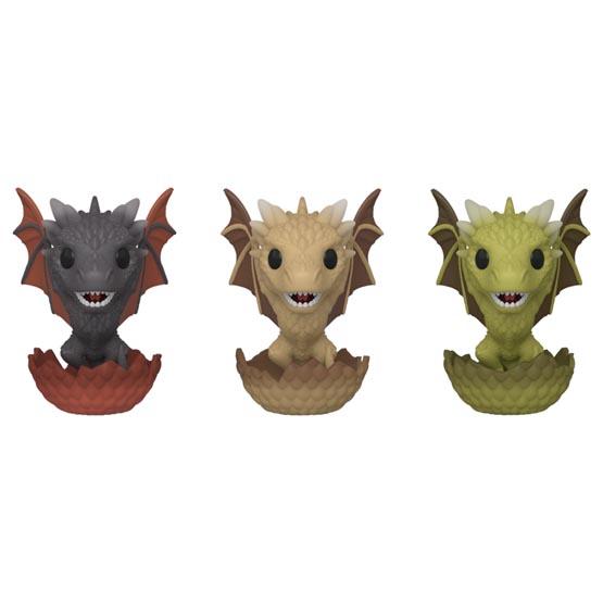 #XXX - Drogon, Viserion and Rhaegal | Popito.fr