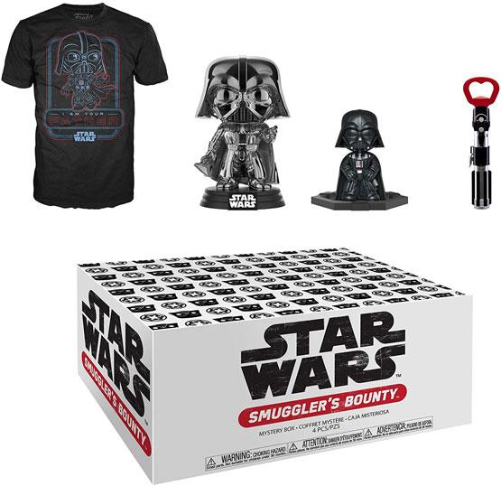 Box - Smuggler's Bounty - Darth Vader (t-shirt taille L) | Popito.fr