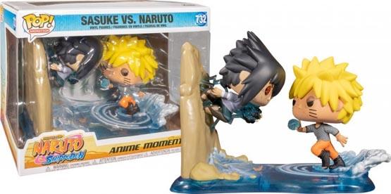 #732 - Naruto Shippuden - Naruto vs. Sasuke | Popito.fr