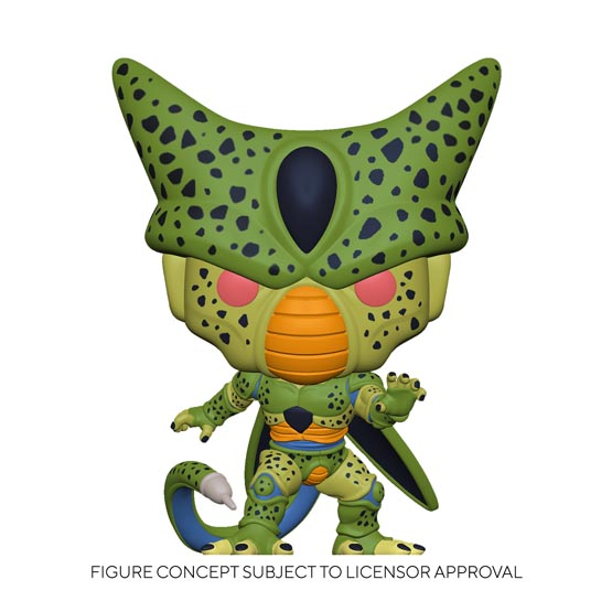 #XXX - Dragon Ball Z - Cell (first form) | Popito.fr